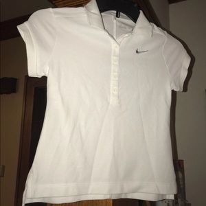 Youth small nike golf shirt